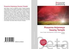 Capa do livro de Prasanna Anjaneeya Swamy Temple