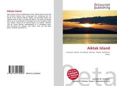 Bookcover of Aiktak Island