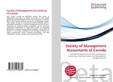 Borítókép a  Society of Management Accountants of Canada - hoz
