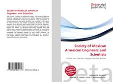 Couverture de Society of Mexican American Engineers and Scientists