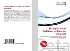 Capa do livro de Society of Naval Architects and Marine Engineers