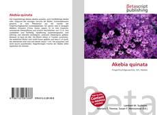 Bookcover of Akebia quinata