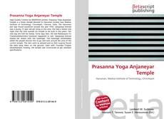 Capa do livro de Prasanna Yoga Anjaneyar Temple