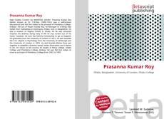 Buchcover von Prasanna Kumar Roy