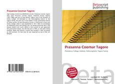Capa do livro de Prasanna Coomar Tagore