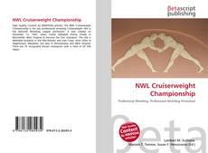 Couverture de NWL Cruiserweight Championship