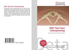 Bookcover of NWL Tag Team Championship