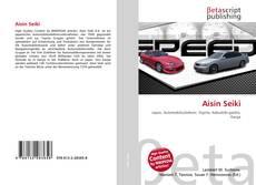 Capa do livro de Aisin Seiki