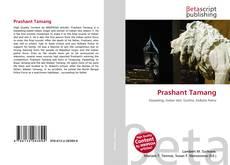 Portada del libro de Prashant Tamang