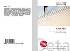 Capa do livro de Aker ASA