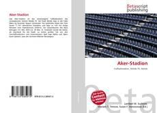 Bookcover of Aker-Stadion