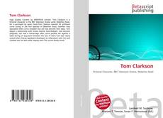 Tom Clarkson kitap kapağı