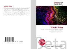 Buchcover von Walter Pater