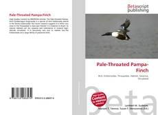 Pale-Throated Pampa-Finch kitap kapağı