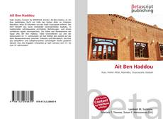 Bookcover of Ait Ben Haddou
