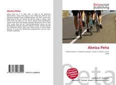 Bookcover of Aketza Peña