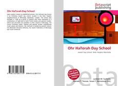 Buchcover von Ohr HaTorah Day School