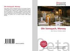 Buchcover von Ohr Somayach, Monsey