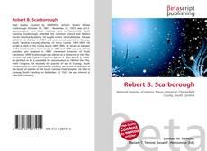 Bookcover of Robert B. Scarborough