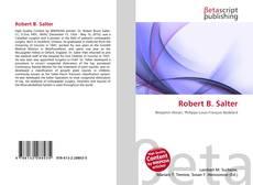Bookcover of Robert B. Salter
