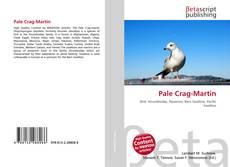Bookcover of Pale Crag-Martin