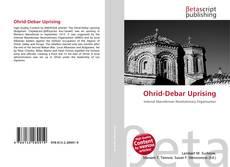 Ohrid-Debar Uprising的封面