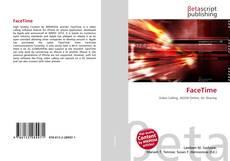 Buchcover von FaceTime