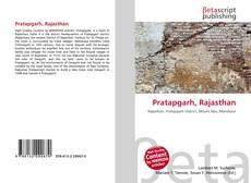Bookcover of Pratapgarh, Rajasthan