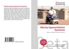 Buchcover von Obesity Hypoventilation Syndrome