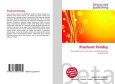 Bookcover of Prashant Pandey