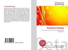Portada del libro de Prashant Pandey
