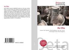Bookcover of Xu Chu