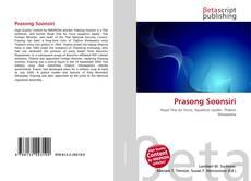 Bookcover of Prasong Soonsiri