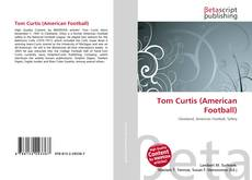 Capa do livro de Tom Curtis (American Football)