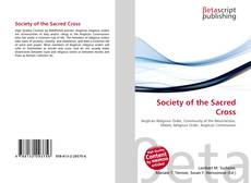 Bookcover of Society of the Sacred Cross