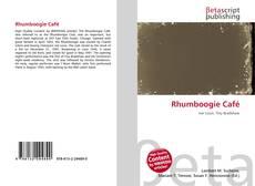 Rhumboogie Café的封面
