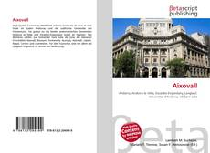 Bookcover of Aixovall