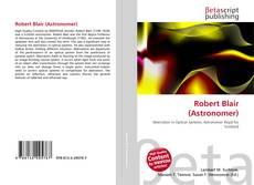 Borítókép a  Robert Blair (Astronomer) - hoz
