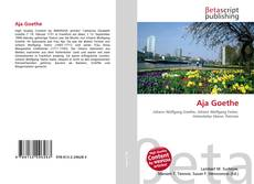Buchcover von Aja Goethe