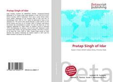 Buchcover von Pratap Singh of Idar