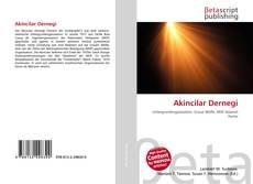 Обложка Akincilar Dernegi