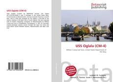 Bookcover of USS Oglala (CM-4)