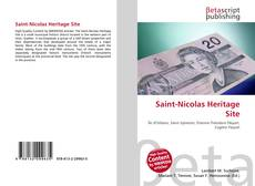 Bookcover of Saint-Nicolas Heritage Site