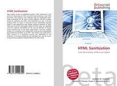 Couverture de HTML Sanitization