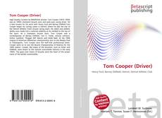 Bookcover of Tom Cooper (Driver)