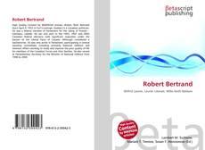 Couverture de Robert Bertrand