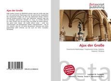 Buchcover von Ajax der Große