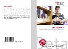 Buchcover von Ajchenrand