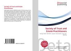 Borítókép a  Society of Trust and Estate Practitioners - hoz