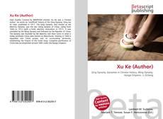 Bookcover of Xu Ke (Author)